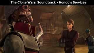 TV Soundtrack - Star Wars: The Clone Wars - Hondo