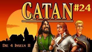 Let´s Play virtuell Brettspiel: Die Siedler von Catan #24