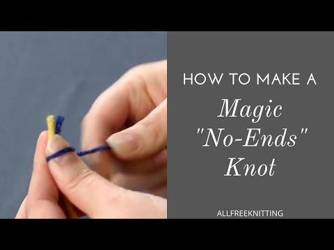 Magic No Ends Knot Youtube