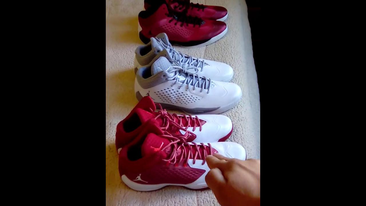 8160a24be29c Nike Air Jordan High Rising Low - YouTube