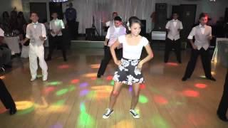Repeat youtube video Quinceanera Baile Sorpresa - El coco no, el coco no