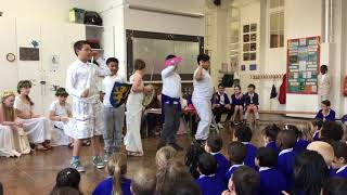 Year 5 Turquoise Assembly - Greeks Got Talent!