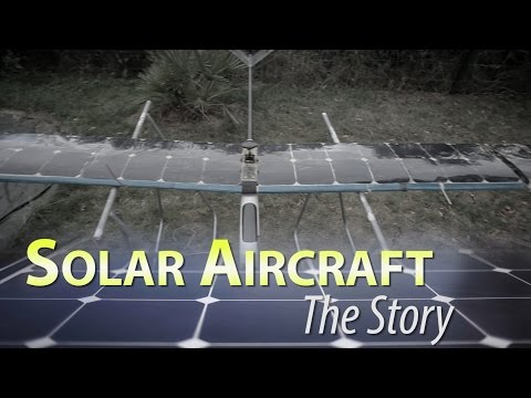 SOLAR RC AIRCRAFT - The story