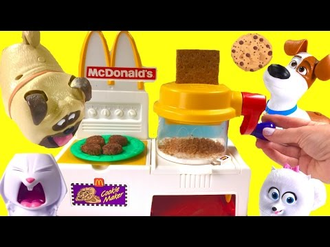 The Secret Life of Pets Make McDonald