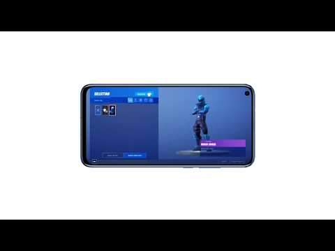HONOR View20 - How to Redeem Fortnite HONOR Guard Outfit - YouTube