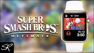 Super Smash Bros ULTIMATE for Apple Watch: The ULTIMATE Combo!