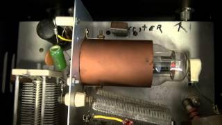 видео 4 KW HF Transmitter