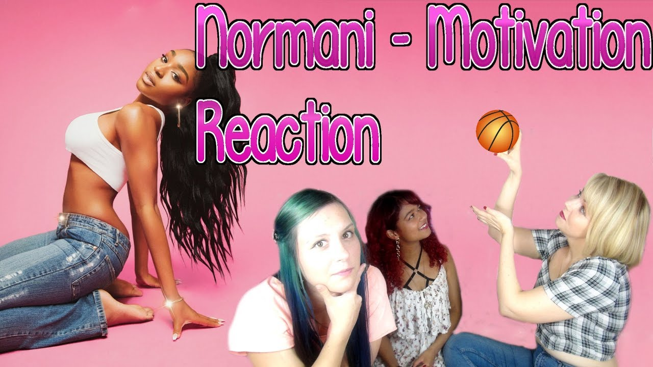 Reaction Normani Motivation Music Video Otome No Timing Youtube