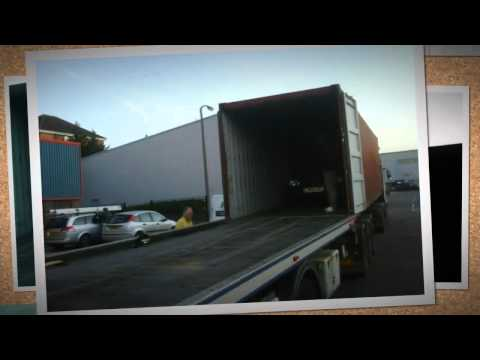 Cargo Shipping to Mauritius - The Movie