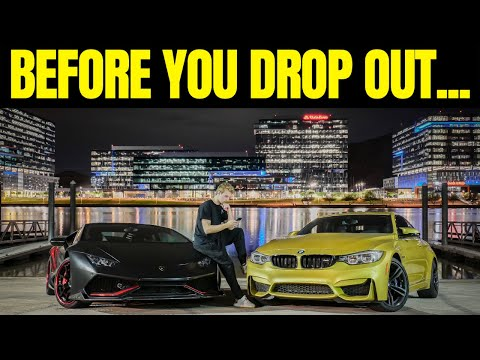 Should you drop out of school…(why I did)