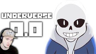 UNDERVERSE ► Андертейл - 0.0 Пролог (Undertale)   Реакция