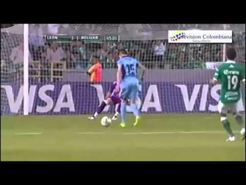 Bolívar semifinalista Copa Libertadores 2014