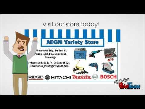 ADGM Variety Store