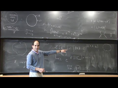Emergent Geometry: The Duality Between Gravity and Quantum Field Theory | Juan Maldacena