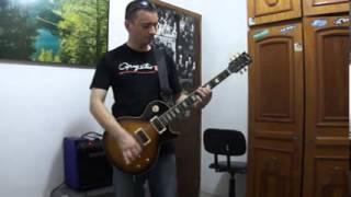 BURZUM - Stemmen fra tårnet (Guitar Cover)