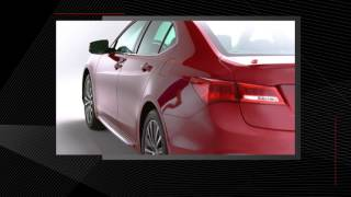 Acura - TLX - Walk Away Locking