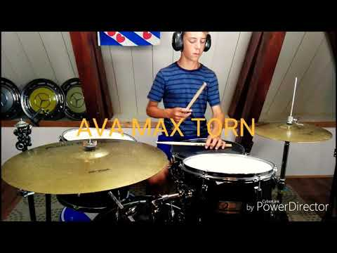 Ava Max - Torn (drumcover) #57