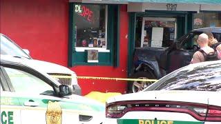 Suspect in Miami-Dade crime spree shot dead by police