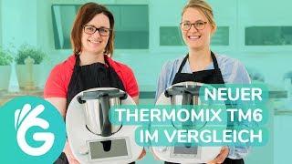 Neuer Thermomix TM6 im Vergleich zum Vorgänger TM5