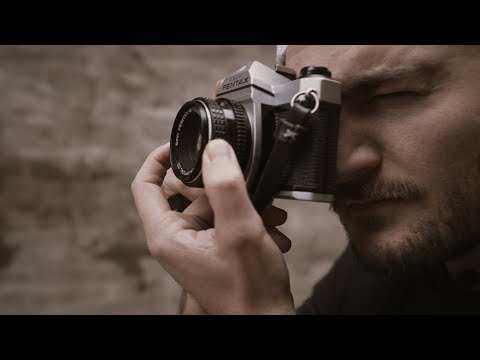 Let's Shoot Some Kodak T-Max 3200