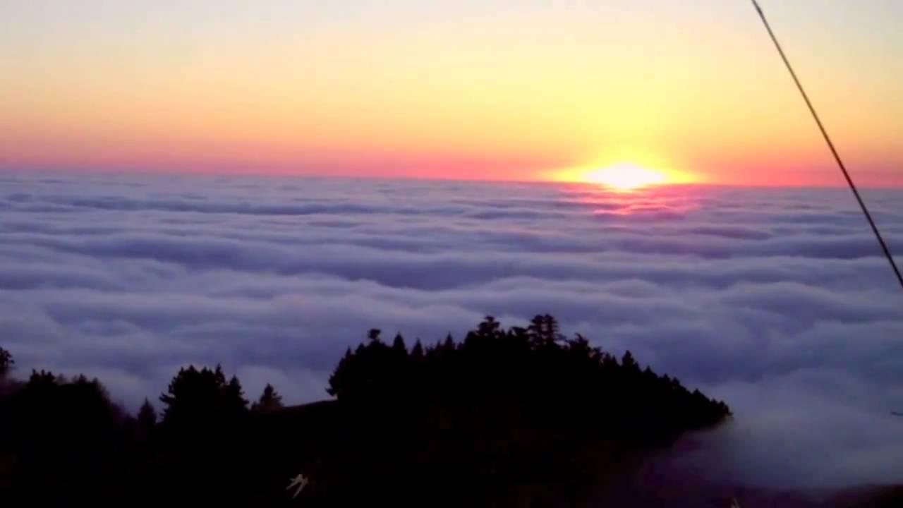 Beautiful California Sunset Time Lapse HD - YouTube