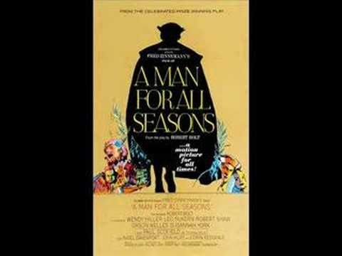 Georges Delerue - A Man for All Seasons Theme