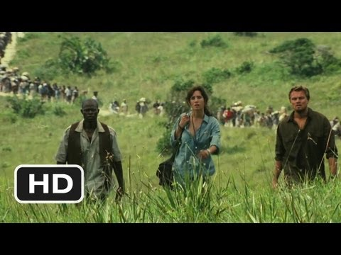 Blood Diamond Official Trailer #1 - (2006) HD