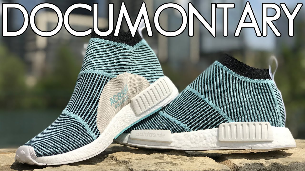 426b77664 adidas NMD CS1 Parley • Review   On-Feet