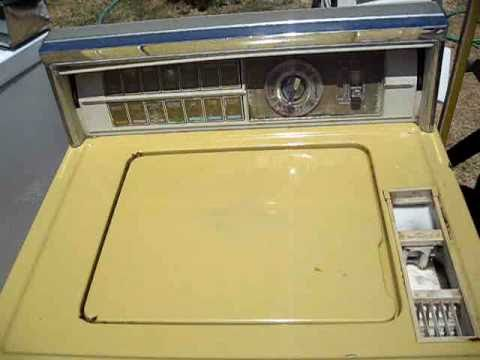 1972 Lady Kenmore Washer