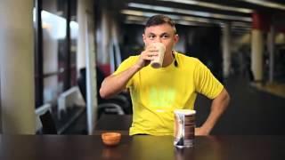 Костя Цзю готовит Energy Diet «Капучино», Энерджи Диет
