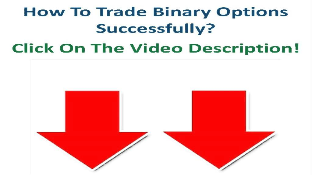 How i trade binary options youtube