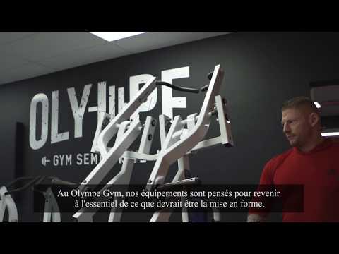 LE SHOW DU PRO-Coach Grondin et Schwarzenegger ont la même vision du bodybuilding moderne