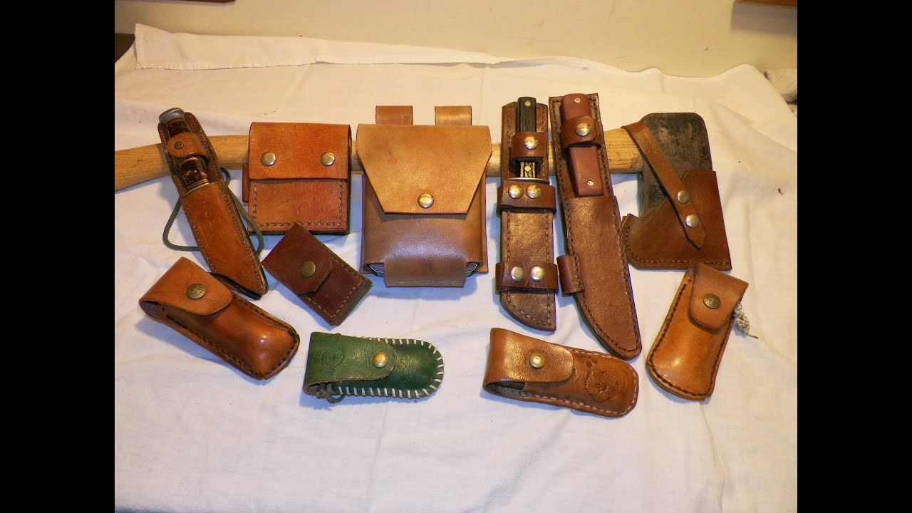Leather crafts for beginners 76