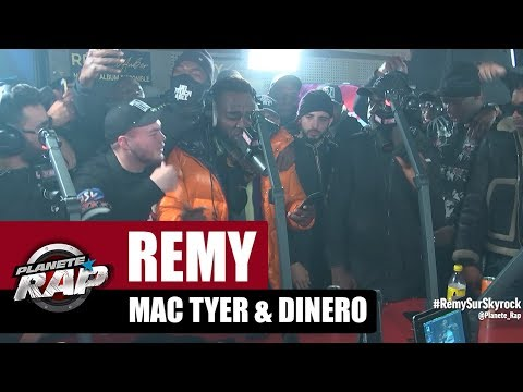 Youtube: Rémy « Motel » ft Mac Tyer & Dinero #PlanèteRap
