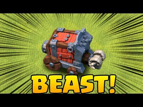 AMAZING! Wall Wrecker Attack Strategies for TH10 & TH11 in Clash of Clans! Post Update Meta in CoC!