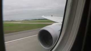 hd american airlines 787 8 first class ord dfw with diversion