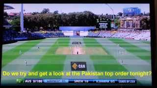 India vs Australia Adelaide 2014 - Cricket Talking Points