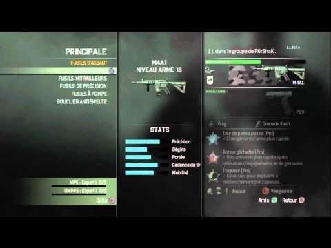 """Journal de R0rShaK n°1 : Modern Warfare 3 """"Aperçu complet"""" [HD]"""
