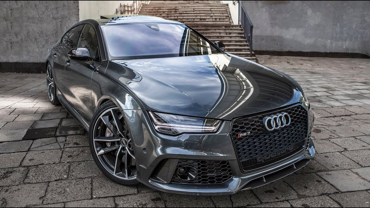 The Perfect Car The 2017 18 605hp Audi Rs7 Performance 4