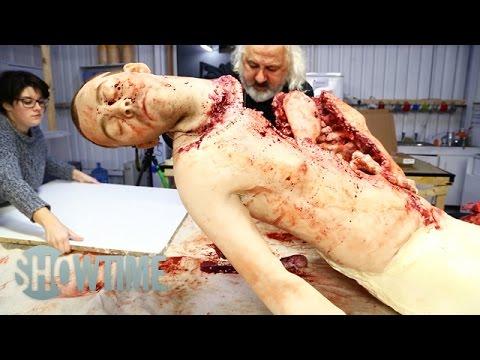 Penny Dreadful   Production Blog: Prosthetics   Season 1