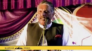 Pakistan's ex-Minister Ijaz ul Haq threatens Ahmadis