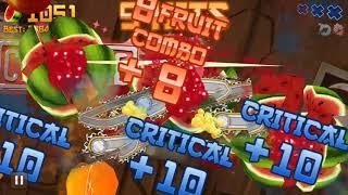 Fruit Ninja: Chainsaw Blade