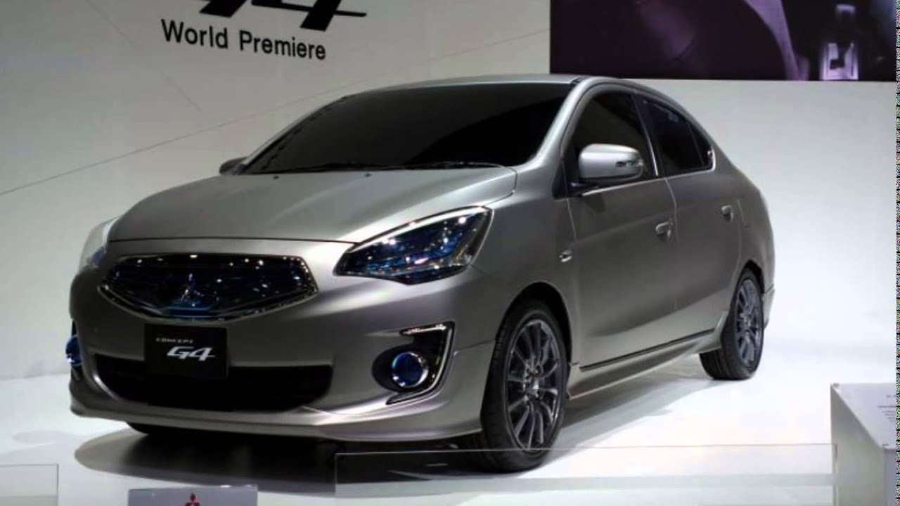 2016 2017 Mitsubishi Mirage G4 Sedan New Reviews Release Date