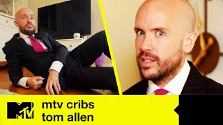 EP #3: Tom Allen's London Lad (And Mum And Dad)  Pad | MTV Cribs