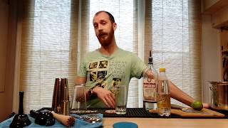 Коктейль Джин-тоник - классические пропорции и рецепт приготовления