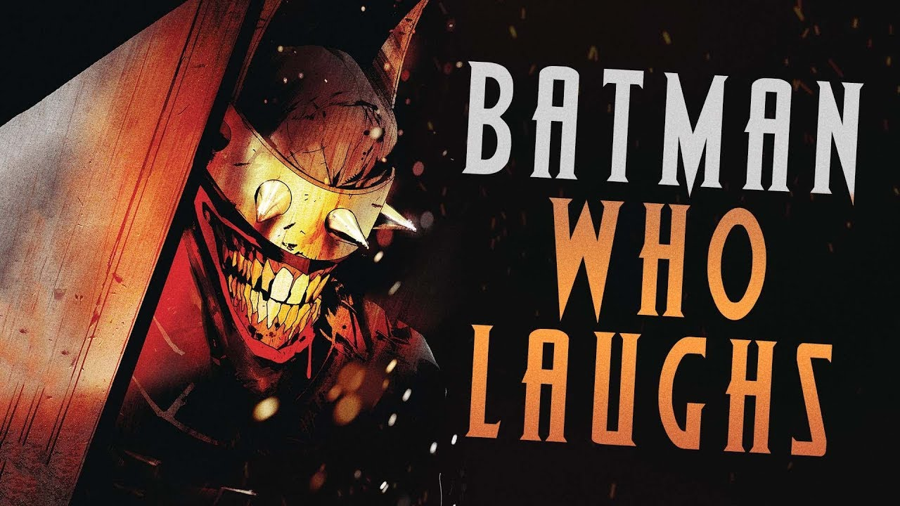 The Batman Who Laughs Returns Youtube