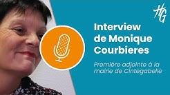 Interview : Monique COURBIERES, première adjointe à la mairie de Cintegabelle