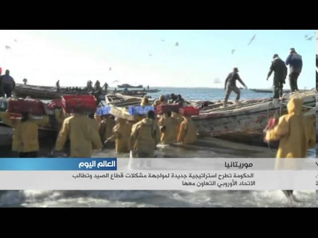 موريتانيا:  الحكومة تطرح استراتيجية جديدة لمواجهة مشكلات قطاع الصيد