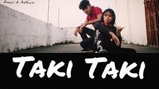 TAKI TAKI - DJ Snake, Cardi B, Ozuna & Selena Gomez | Dance Choreography | Amar & Astha