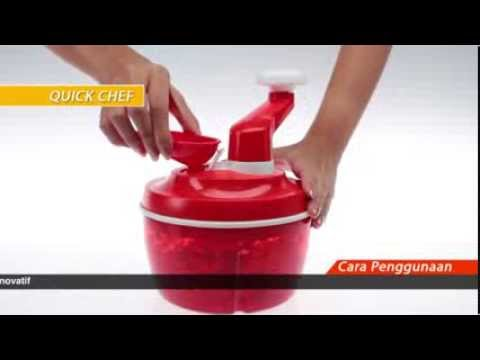 Tupperware Product Info - Quick Chef
